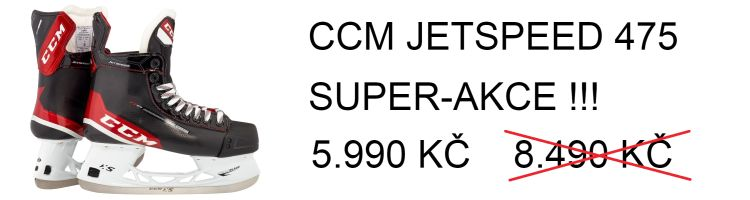 Brusle CCM Jetspeed 475