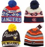 Zimní čepice NHL