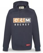 Nová mikina CCM Classic Logo Hoody
