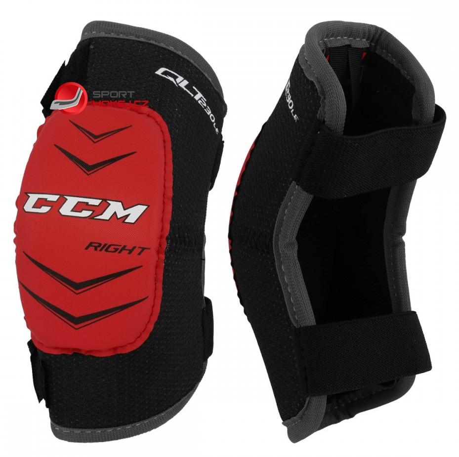 Hokejové chrániče loktů CCM Quicklite 230 YTH  db48e5b08e