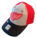 Kšiltovka CCM NHL Flex Slouch Detroit Red Wings