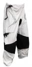 In-line kalhoty - návleky MISSION A3 SR bílé