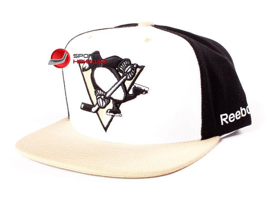 Kšiltovka REEBOK NHL Snapback Pittsburgh Penguins  4cab635bec