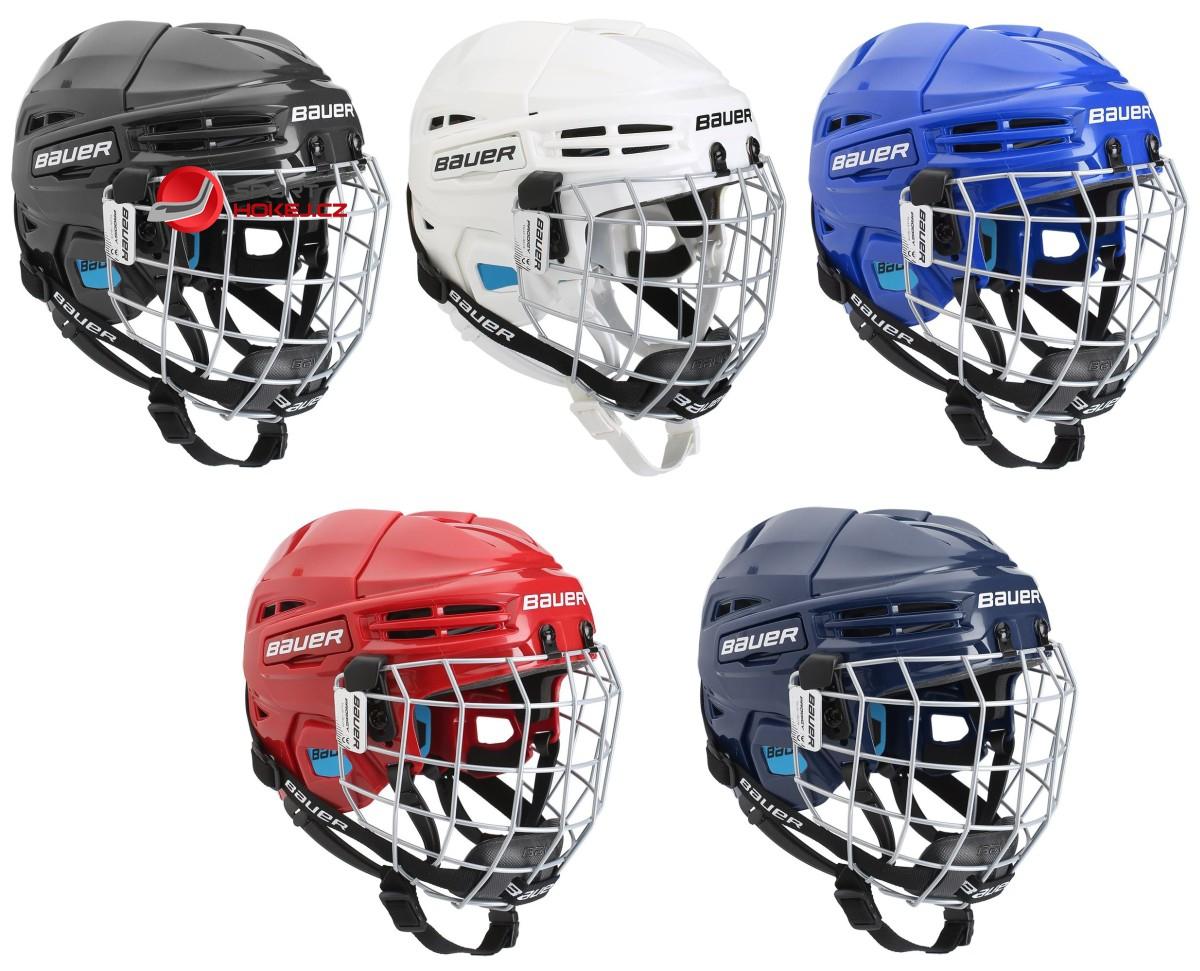 Hokejová helma BAUER Prodigy Combo Youth  28a4e242b6