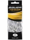 Hokejové tkaničky BAUER Supreme bavlněné