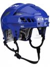 Hokejová helma CCM FitLite modrá