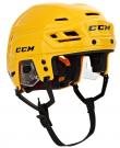 Hokejová helma CCM Tacks 710 žlutá