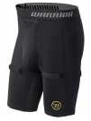Suspenzor WARRIOR Nutt Hutt Compression Jock Short Gold SR - vel. SR S
