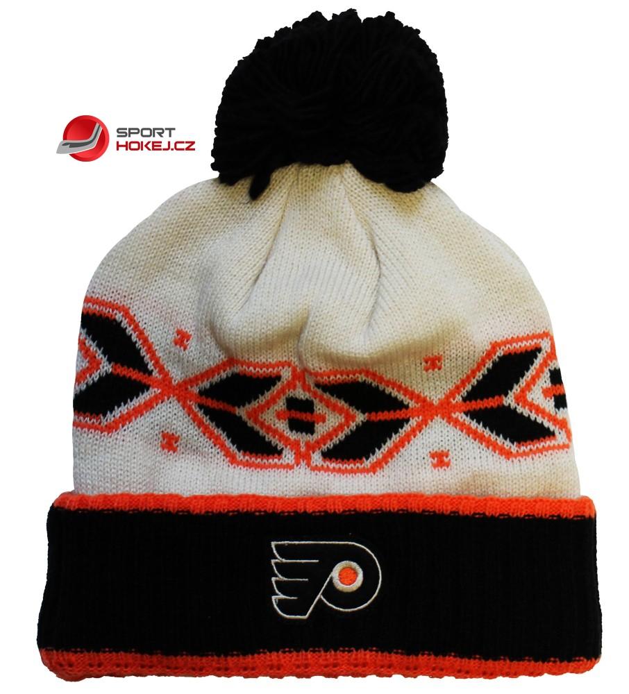 Zimní čepice kulich CCM Retro NHL Philadelphia Flyers  796313746c