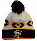 Zimní čepice kulich CCM Retro NHL Pittsburgh Penguins