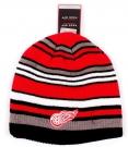 Zimní čepice REEBOK Knit NHL Detroit Red Wings