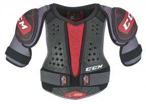 Hokejové chrániče ramen CCM Quicklite 250 JR - vel. L