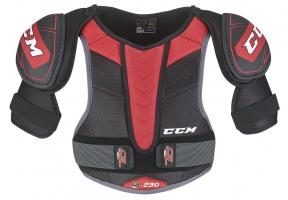 Hokejové chrániče ramen CCM Quicklite 230 JR