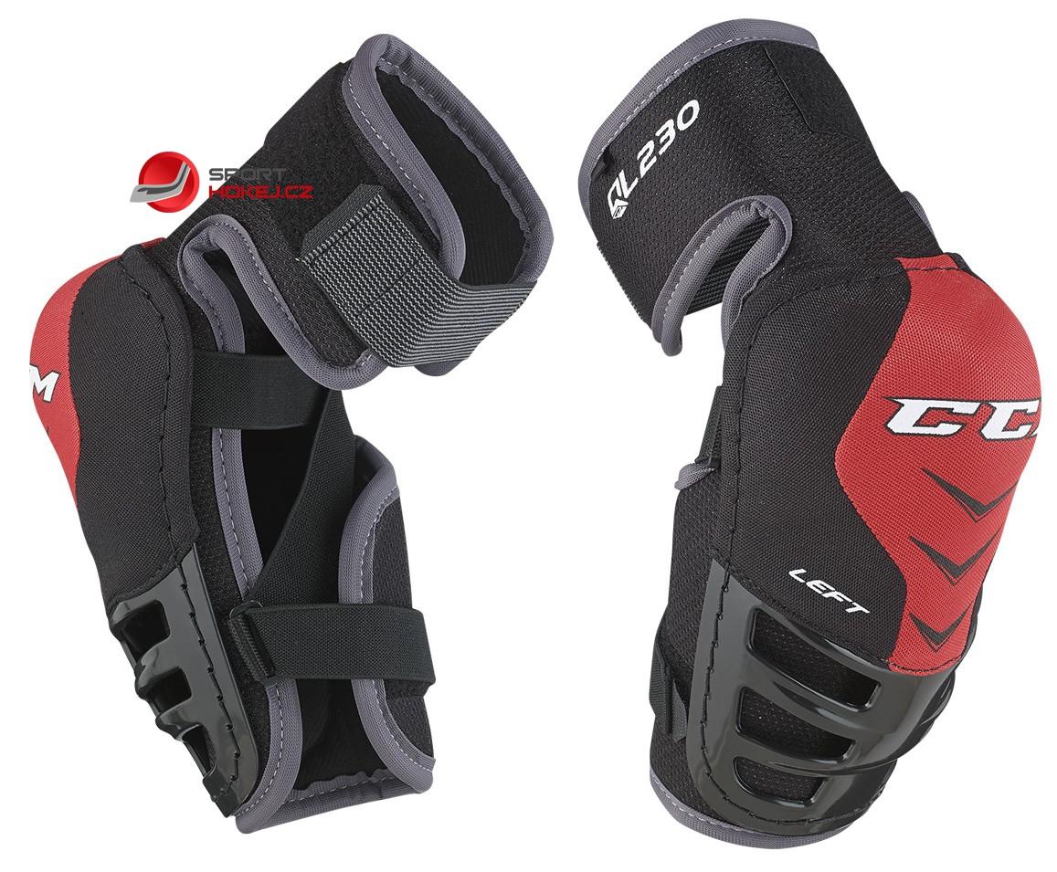 Hokejové chrániče loktů CCM Quicklite 230 JR  27412e4bf8