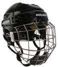 Hokejová helma BAUER Re-Akt 75 Combo černá
