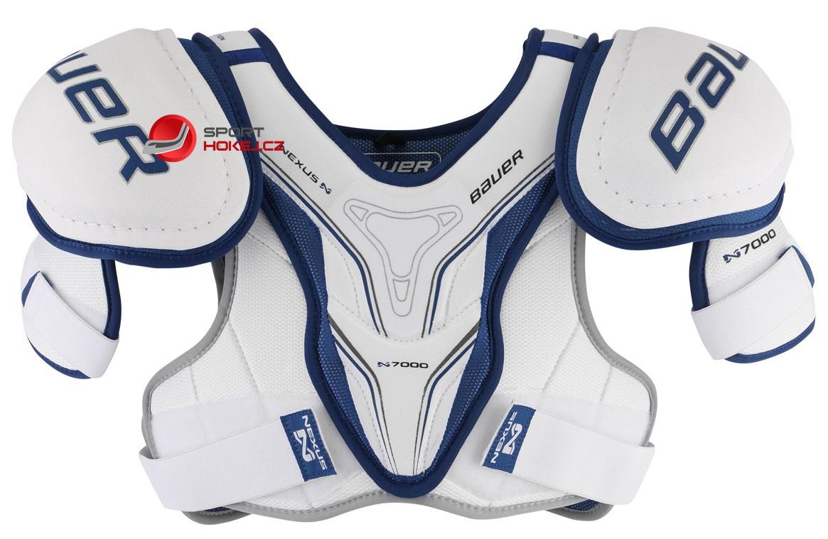Hokejové chrániče ramen BAUER Nexus N7000 SR  ba2cd044f2