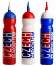 Hokejová láhev na pití CZECH TEAM 1l