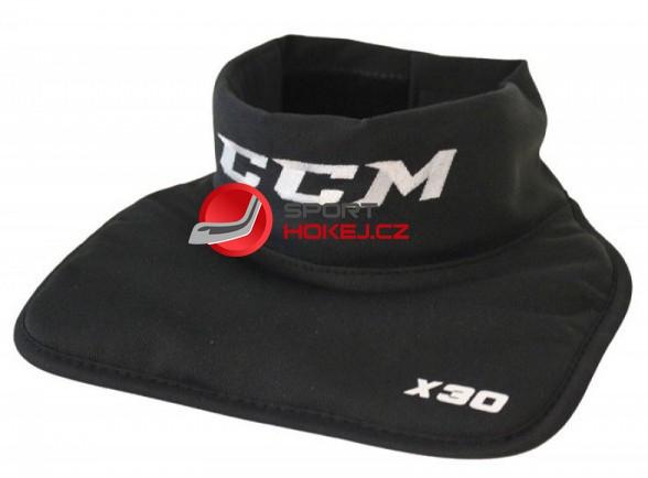 9ff397015b9 Hokejový nákrčník CCM X30 Neck Guard JR