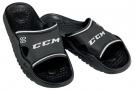 Pantofle - nazouváky CCM Shower Sandal černé