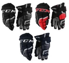 Hokejové rukavice CCM Quicklite 290 SR