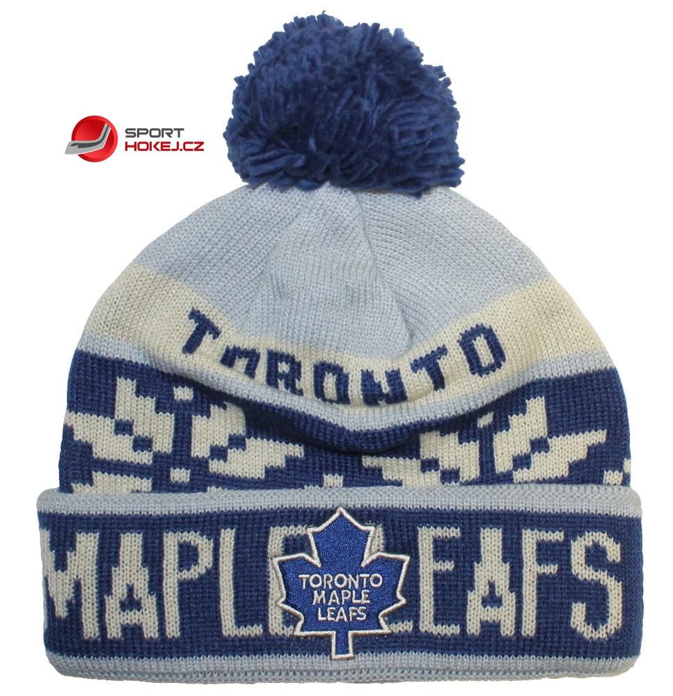 Zimní čepice kulich REEBOK Faceoff NHL Toronto Maple Leafs ... f14eb6a467