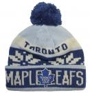 Zimní čepice kulich REEBOK Faceoff NHL Toronto Maple Leafs