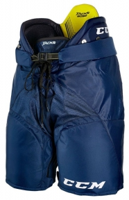 Hokejové kalhoty CCM Tacks 3092 JR tmavě modré - vel. M