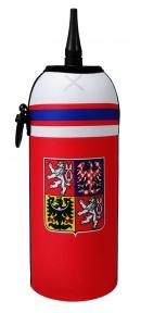 Termoobal pro láhev na pití 0,7l Česká Republika