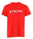 Tričko CCM Training červené