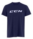 Tričko CCM Training tmavě modré