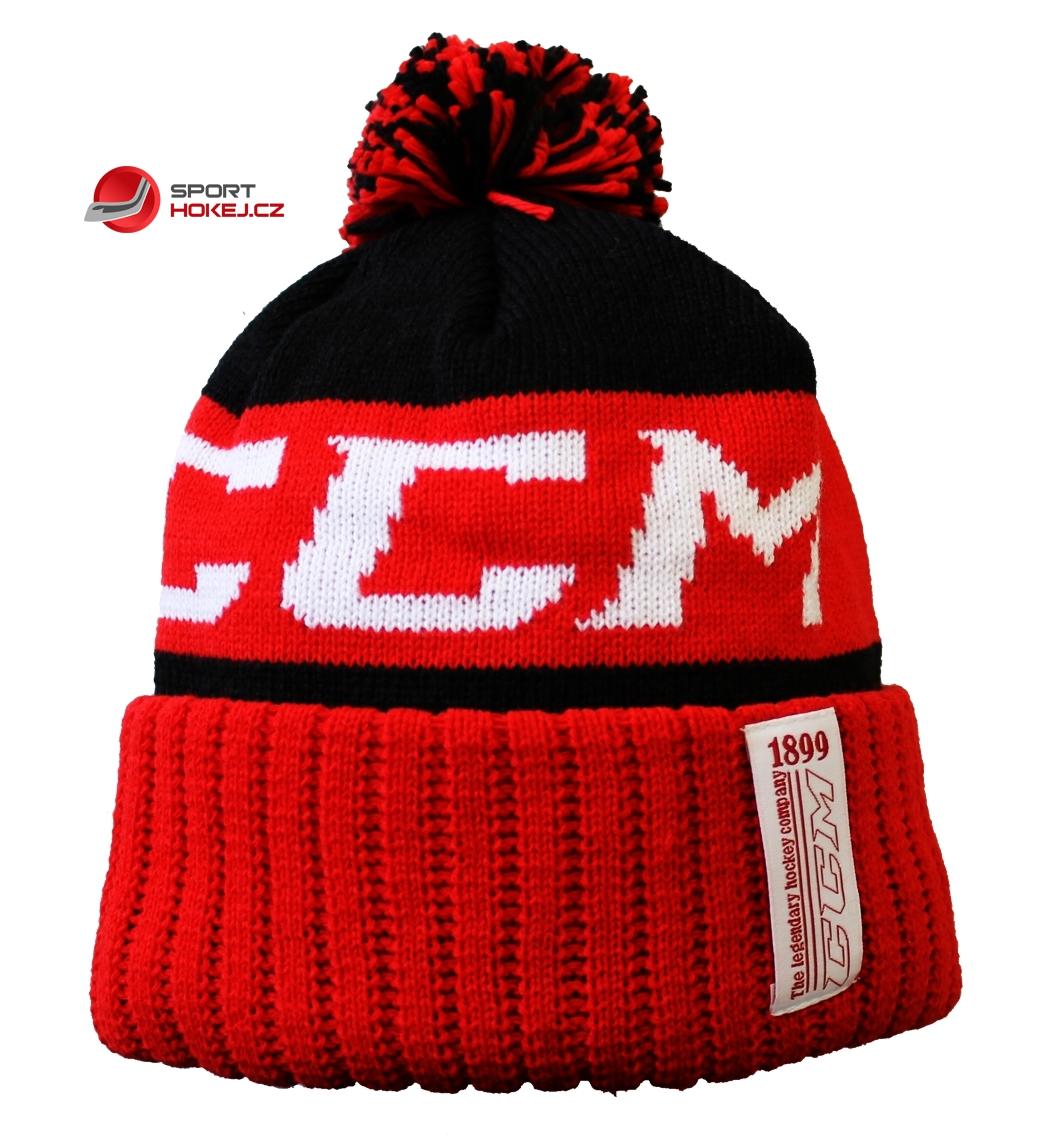 Zimní čepice kulich CCM Cuff Knit  65356ef716