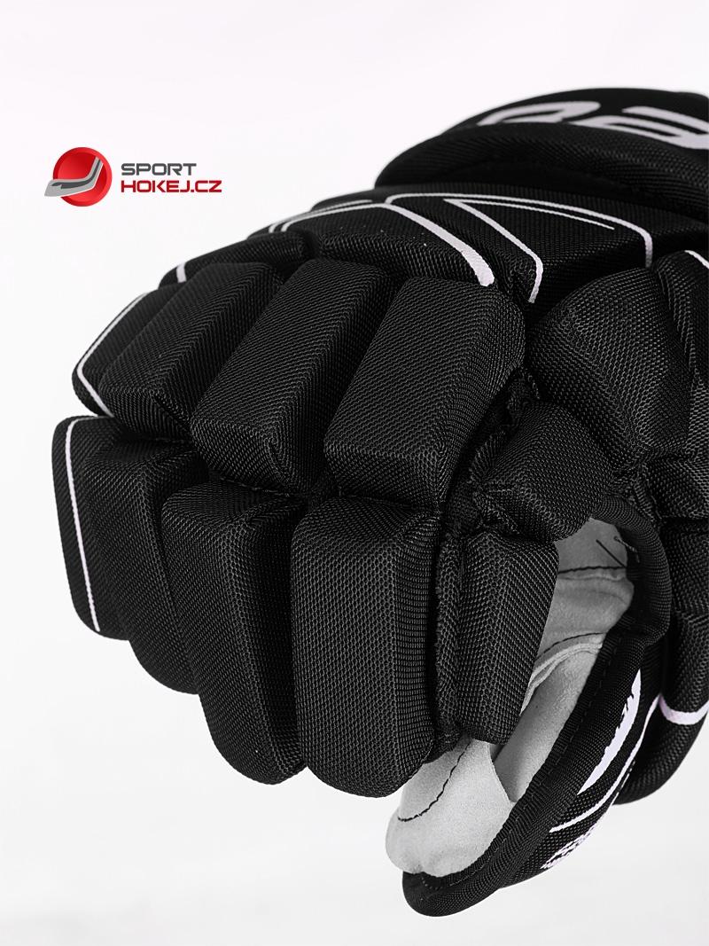 f89a31a867a Hokejové rukavice BAUER NSX SR ...