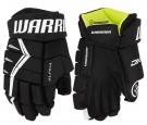 Hokejové rukavice WARRIOR Alpha DX5 SR černé
