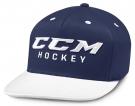 Kšiltovka CCM True2Hockey Snapback tmavě modrá