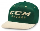 Kšiltovka CCM True2Hockey Snapback zelená