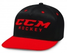 Kšiltovka CCM True2Hockey Snapback černá / červená