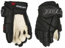Hokejové rukavice BAUER Vapor 1X Lite Pro SR černé