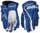 Hokejové rukavice BAUER Vapor X800 Lite JR světle modré