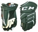 Hokejové rukavice CCM JetSpeed FT 370 JR zelené