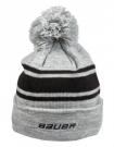 Zimní čepice Bauer Team Stripe černá