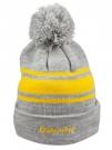 Zimní čepice Bauer Team Stripe žlutá