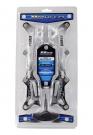 In-line podvozky - Chassis BAUER MISSION HI-LO Ventilator Aluminum