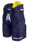 Hokejové kalhoty BAUER Supreme S29 JR tmavě modré - vel. L