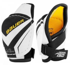 Hokejové chrániče loktů BAUER Supreme S150 Hard YTH