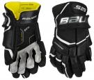 """Hokejové rukavice BAUER Supreme S29 JR černo-bílé - vel. 11"""""""