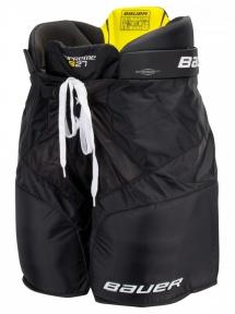 Hokejové kalhoty BAUER Supreme S27 JR černé