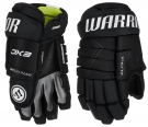 Hokejové rukavice WARRIOR Alpha DX3 SR černé