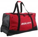 """Hokejová taška na kolečkách BAUER Core Wheel Bag JR 33"""" červená"""