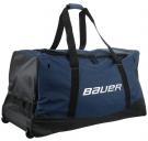 """Hokejová taška na kolečkách BAUER Core Wheel Bag SR 37"""" tmavě modrá"""