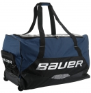 """Hokejová taška na kolečkách BAUER Premium Wheel JR 33"""" tmavě modrá"""